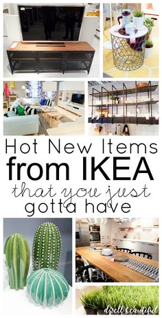 Check out these hot new items that you just gotta have from IKEA and get a tour of a brand new store before it opened to the public!