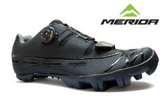 Merida Bikes presenta su nueva gama de zapatillas para mountain bike y carretera