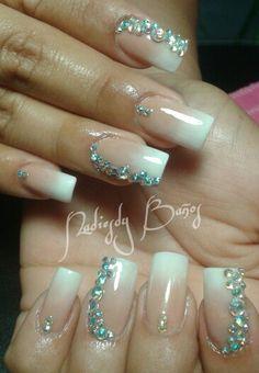 Baby boomer nails
