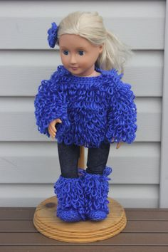 INSTANT DOWNLOAD  Looped Sweater and by PeanutButterJelliez