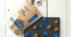 Healthy Valentine's Treat | Protein Cookie Dough Hearts Recipe - The Zone