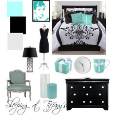"""""""Sleeping at Tiffany's"""" by chellz2390 on Polyvore"""