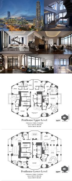 Mandarin Oriental Residences Atlanta Duplex Penthouse