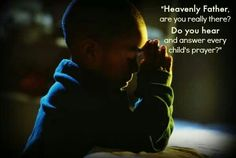 Heavenly Father. . .