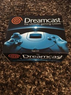 Sega Dreamcast Console New Sealed - http://video-games.goshoppins.com/video-game-consoles/sega-dreamcast-console-new-sealed/
