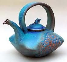 hand built teapots - Google Search