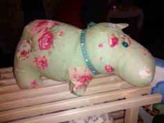 Hippo door stop