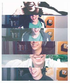 #ElRubiusOMG #Rubius #Smile Dio mio, Dale caloh :3 AHRE Esa sonrisa la amo <3