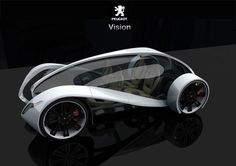 Peugeot Car Design © Shinji Nukumi