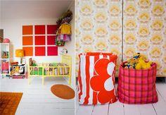 Inspirationsbilder för barnens rum - everyday life