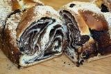 OMG I miss babka. I might have to try this with the pre-mixed GF flour I have, or eventually make the flour blend my sister has been using...