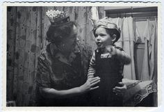 1950s Birthday: Birthday photographs might be some of my favorites.
