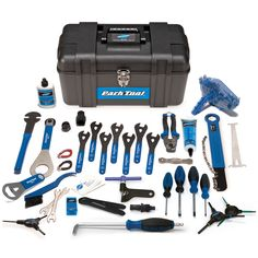 Park Tools AK38 - Advanced Mechanic Tool Kit