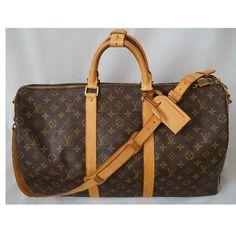 Tip: Louis Vuitton Luggage (Brown) #Louis #Vuitton #Luggage