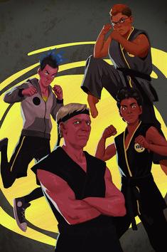 The Karate Kid 1984, Karate Kid Cobra Kai, Cobra Kai Wallpaper, Kai Arts, Jacob Bertrand, Cobra Kai Dojo, Miguel Diaz, Freestyle Music, Cute White Guys
