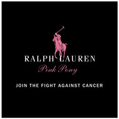 Ralph Lauren Logo Pink