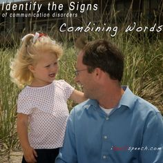 Identify the Signs - Does Not Combine Words (starting at 2 years). Typical expressive language development, ideas to do at home and red flags   iHeartSpeech.com