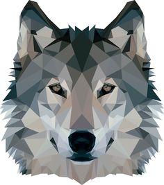 New tattoo geometric wolf wolves art prints ideas Geometric Wolf, Geometric Drawing, Art Sketches, Art Drawings, Watercolor Wolf, Elephant Watercolor, Polygon Art, Elephant Tattoos, String Art