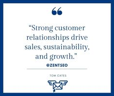 do check the description follow:  @zentseo  Tom Cates is the founder, CEO, and Chief Storyteller of sale equity, a SaaS-based client engagement platform that uses a proven quantitative methodology to measure and assess the health of individual client relationships. . . #zentseo #digitalmarketingtips #digitalmarketingquotes #digitalmediamarketing #digitalbusiness  #businessgrowthstrategy #digitalmarketingservices Digital Marketing Quotes, Digital Marketing Services, Marketing Articles, Storytelling, Relationships, Platform, Engagement, Learning, Health