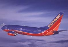 Southwest Airlines...ding! You are free to travel around the country.