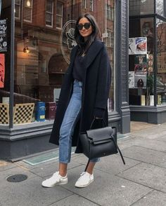 winter outfits street style Get the coat for 169 a - winteroutfits Winter Outfits For Teen Girls, Winter Mode Outfits, Casual Winter Outfits, Winter Fashion Outfits, Fall Outfits, Autumn Fashion, Cute Outfits, Fashion Ideas, Fashion Coat