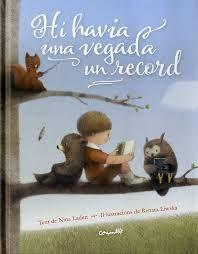 Laden, Nina. HI HAVIA UNA VEGADA UN RECORD. Corimbo, 2014.