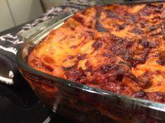 Voita ja Suolaa: Lasagne