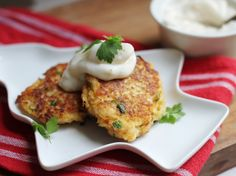... za atar aioli spicy cauliflower latkes with za atar aioli recipes