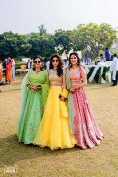 A Minimalist Delhi Wedding With Refreshingly New Outfits And An Old-School Love Story Indian Wedding Guest Dress, Wedding Dresses For Girls, Indian Wedding Outfits, Indian Outfits, New Outfits, Girls Dresses, Indian Weddings, Indian Photoshoot, Bridal Photoshoot