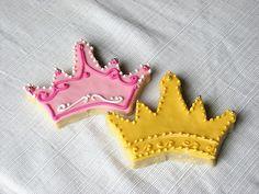 crown cookies   Flickr - Photo Sharing!