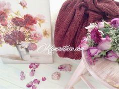 Romantik ev blog Sanatsal detaylar