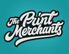 Hand-Lettered Logotypes. Vol. 3 2015