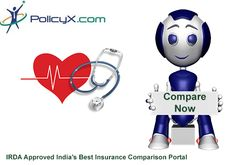 Compare & Choose The Best Health Insurance Policy In Indiahttp://www.policyx.com/health-insurance/compare-health-insurance.php