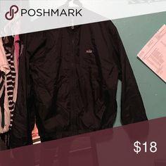 Nike wind breaker (women jacket) In perfect condition black Nike women's windbreaker Nike Jackets & Coats Utility Jackets