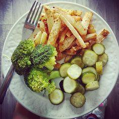 Zdrove KarmeLove: Frytki z kalarepy! Dieta warzywno-owocowa dr Dąbrowskiej :)
