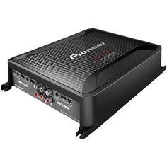 Pioneer Limited Edition mono subwoofer amplifier — 800 watts RMS x 1 at 1 ohm at Crutchfield Best Buy Electronics, Cheap Car Audio, Car Amplifier, 4 Channel, Car Accessories, Bass, Cool Things To Buy, Remote, Thing 1
