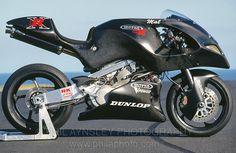 The Hunwick Hallam X1R ..um...I would totally ride this!