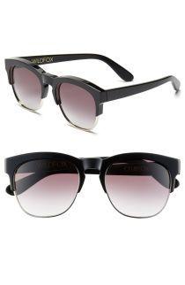 Wildfox 'Club Fox' 54mm Sunglasses | No