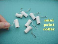 Mini Paint roller