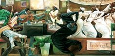 African American Art Preach on Preacher Religious Art Print by Frank Morrison in Art, Art from Dealers & Resellers, Prints | eBay