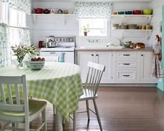 Kitchen Beadboard Cozy Country Cottage Design, Pictures, Remodel, Decor and Ideas - page 23eat in table 4 resale?