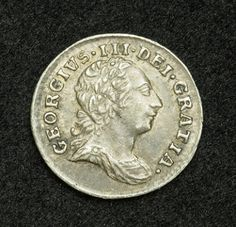 British coins Silver Penny Coin of King George III Coins of the UK Pound Sterling, Silver Penny, Fiat Money, French Coins, Foreign Coins, Penny Coin, Gold And Silver Coins, Old Money, World Coins