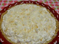 Sugar Spice and Spilled Milk: Pina Colada Pie