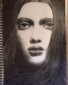 Drawing by Louisa Bartolone