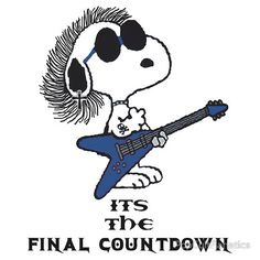 Its The Final Countdown by PopCultFanatics