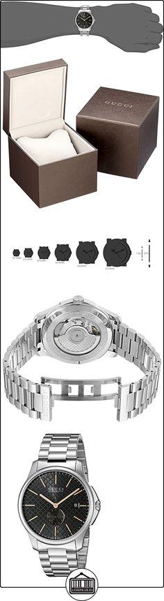 Gucci G TIMELESS SLIM AUTOMATIK  ✿ Relojes para hombre - (Lujo) ✿
