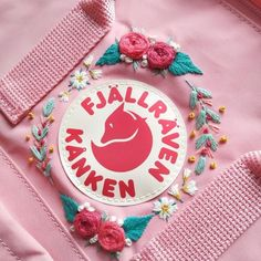 This article is not available - Kanken Backpack-Fjallraven Kanken-Custom Embroi. - This article is not available – Kanken Backpack-Fjallraven Kanken-Custom Embroidery Embroidery Designs, Diy Embroidery Kit, Embroidery For Beginners, Hand Embroidery Patterns, Embroidery Stitches, Collage Poster, Mochila Kanken, Fjällräven Kanken, Pattern Floral