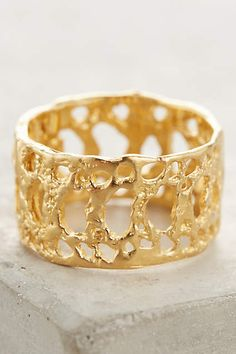 Lace Ring - anthropologie.com #anthrofave