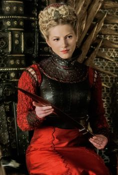 Queen Lagertha in The Great Army (4.17)