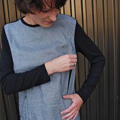 smart NURSING DRESS for breastfeeding mothers / 2/3 от MiLKsense